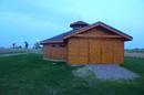Panorama na puszcza Zielonka